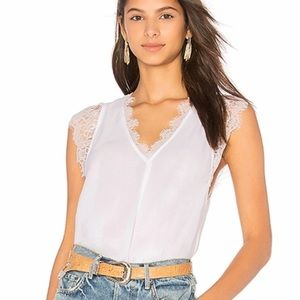 Like New Free People Lovin' on You Lace Trim Cami